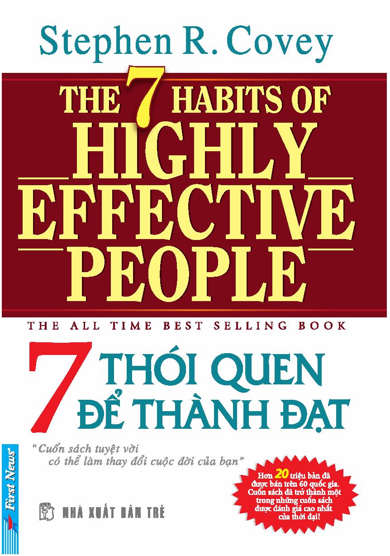 Bảy thói quen của người thành đạt