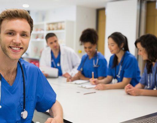 cơ cấu bằng cấp ngành y ở đức
