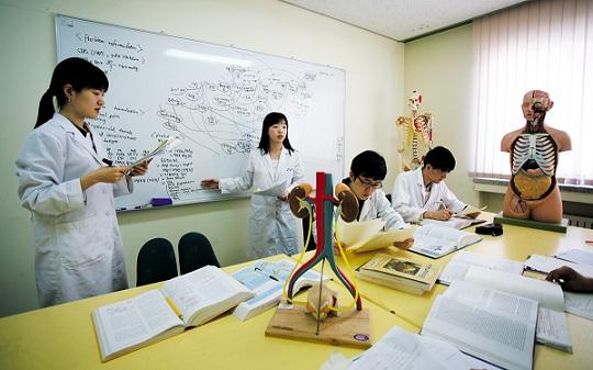 điều kiện du học hàn quốc ngành y